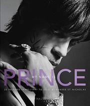 MY NAME IS PRINCE by Randee St. Nicholas