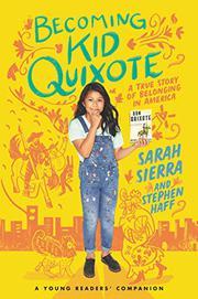 BECOMING KID QUIXOTE by Sarah Sierra