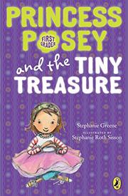 Book Cover for PRINCESS POSEY AND THE TINY TREASURE