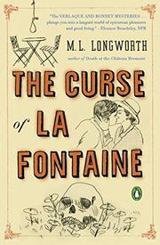 THE CURSE OF LA FONTAINE by M.L. Longworth