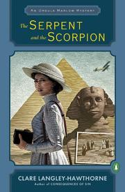 THE SERPENT AND THE SCORPION by Clare Langley-Hawthorne