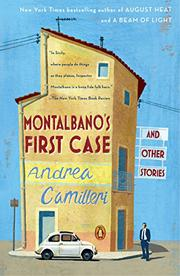 MONTALBANO'S FIRST CASE by Andrea Camilleri