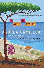 A NEST OF VIPERS by Andrea Camilleri