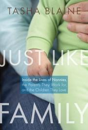 JUST LIKE FAMILY by Tasha Blaine