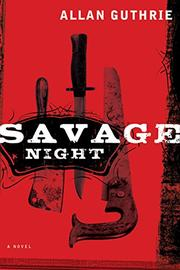 Cover art for SAVAGE NIGHT