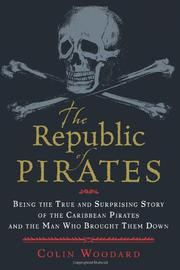 Cover art for THE REPUBLIC OF PIRATES