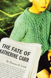 THE FATE OF KATHERINE CARR by Thomas H. Cook