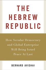 THE HEBREW REPUBLIC by Bernard Avishai