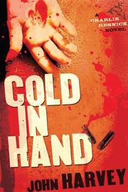 Book Cover for COLD IN HAND