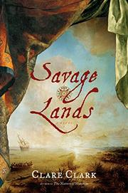 Cover art for SAVAGE LANDS