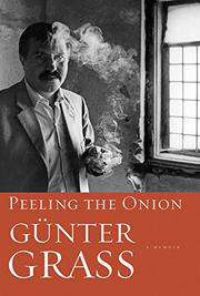Book Cover for PEELING THE ONION