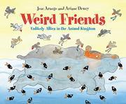 WEIRD FRIENDS by Jose Aruego