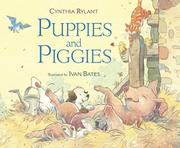 Book Cover for PUPPIES AND PIGGIES