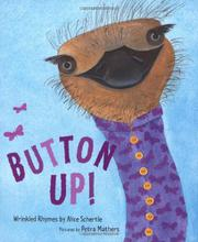 Book Cover for BUTTON UP!
