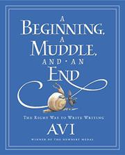 Book Cover for A BEGINNING, A MUDDLE, AND AN END