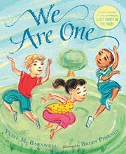 Book Cover for WE ARE ONE