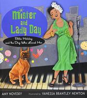 MISTER AND LADY DAY by Amy Novesky