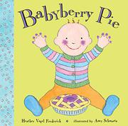 BABYBERRY PIE by Heather Vogel Frederick