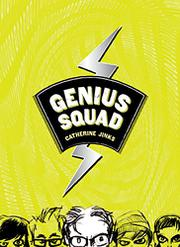 Book Cover for GENIUS SQUAD