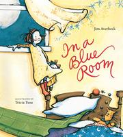 Book Cover for IN A BLUE ROOM