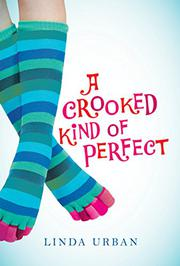 Cover art for A CROOKED KIND OF PERFECT