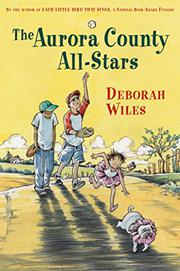 Book Cover for THE AURORA COUNTY ALL-STARS