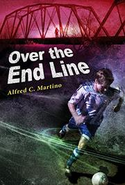 Cover art for OVER THE END LINE