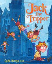 Book Cover for JACK THE TRIPPER