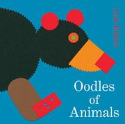 Book Cover for OODLES OF ANIMALS