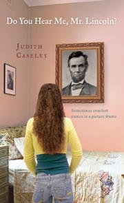 Cover art for DO YOU HEAR ME, MR. LINCOLN?