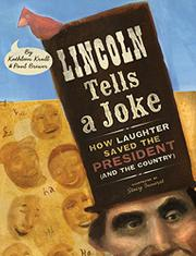 Cover art for LINCOLN TELLS A JOKE