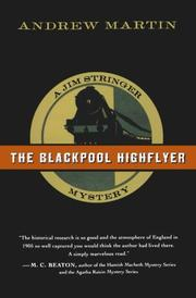 Cover art for THE BLACKPOOL HIGHFLYER
