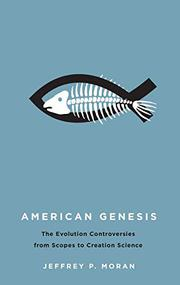 Cover art for AMERICAN GENESIS