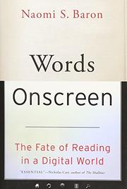WORDS ONSCREEN by Naomi S. Baron