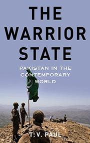 THE WARRIOR STATE by T.V. Paul