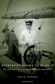 Cover art for EVERYBODY OUGHT TO BE RICH