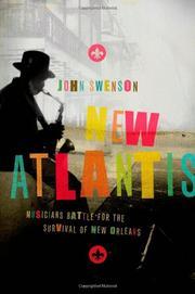 NEW ATLANTIS by John Swenson