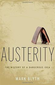 Book Cover for AUSTERITY