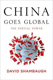 Book Cover for CHINA GOES GLOBAL