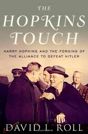 Cover art for THE HOPKINS TOUCH
