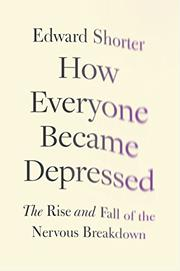 Book Cover for HOW EVERYONE BECAME DEPRESSED