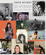 25 WOMEN by Dave Hickey