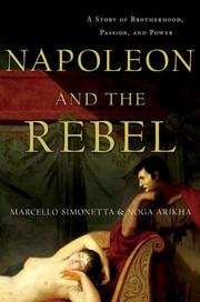 NAPOLEON AND THE REBEL by Marcello Simonetta
