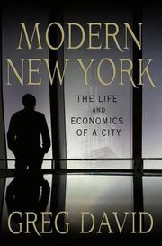 Cover art for MODERN NEW YORK