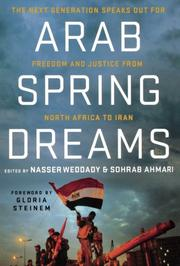 Book Cover for ARAB SPRING DREAMS