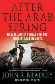 Cover art for AFTER THE ARAB SPRING