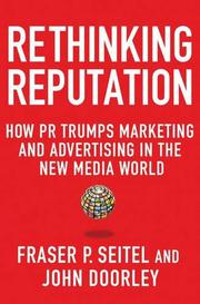 RETHINKING REPUTATION by Fraser P. Seitel