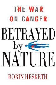 Cover art for BETRAYED BY NATURE