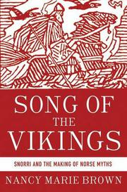 Book Cover for SONG OF THE VIKINGS