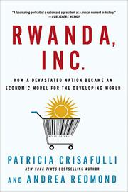 Book Cover for RWANDA, INC.